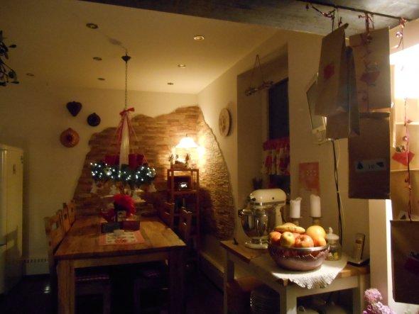 Küche 'Weihnachten 2015'