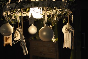 Weihnachtsdeko 'Oh du Fröhliche :-)'