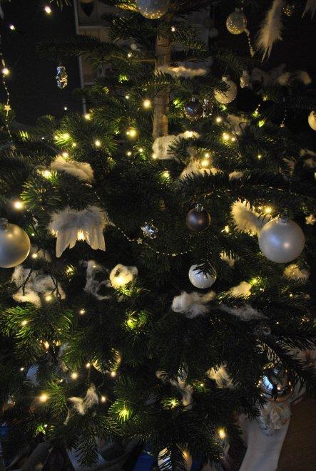 Weihnachtsdeko 'merry xmas 2015 '