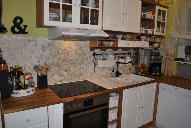 k che 39 unsere k che 39 home sweet home zimmerschau. Black Bedroom Furniture Sets. Home Design Ideas