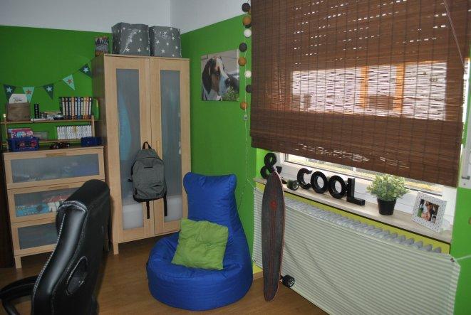 Kinderzimmer 'Kinderzimmer von unserem jüngsten'