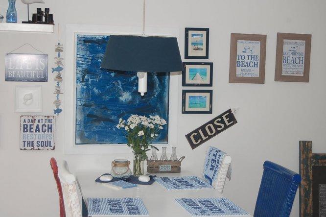 wohnzimmer 'maritimes wohnzimmer' - living easy - zimmerschau, Wohnzimmer