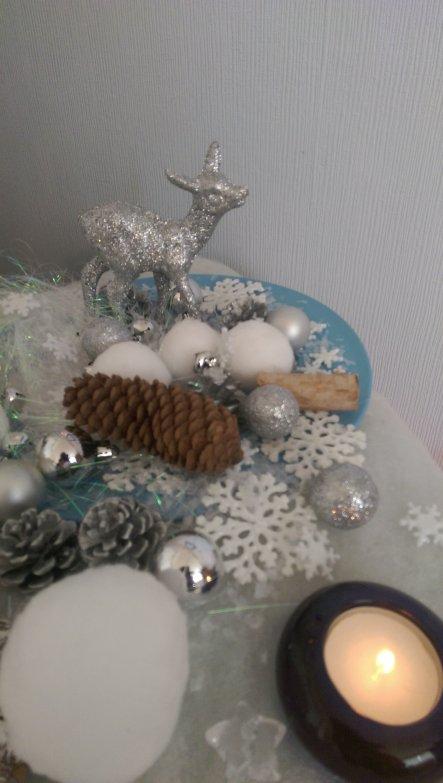 Weihnachtsdeko 'Weihnachtliche Inspirationen'