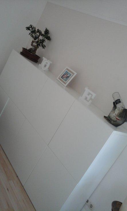 Wohnzimmer 'Hier regiert die Chefin :-)'