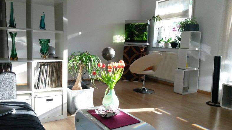 Wohnzimmer 'Wohnzimmer im Sonnenschein'