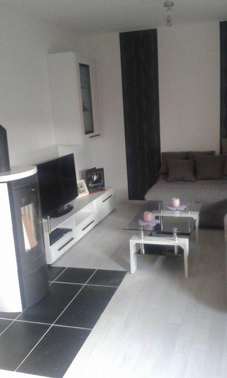 Wohnzimmer 'unser neuer Wohn/Essbereich'