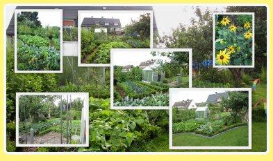Garten 'der Garten '