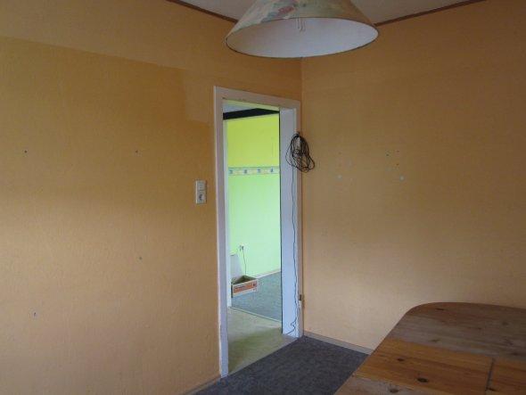 Kinderzimmer ... zuletzt habe ich es als Büro genutzt