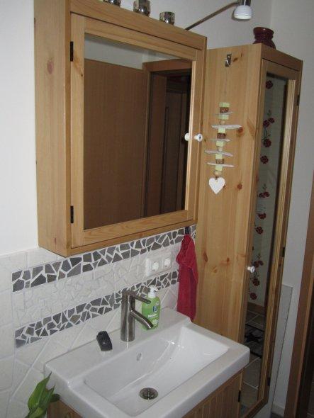 bad 39 g ste wc 39 unser zuhause zimmerschau. Black Bedroom Furniture Sets. Home Design Ideas