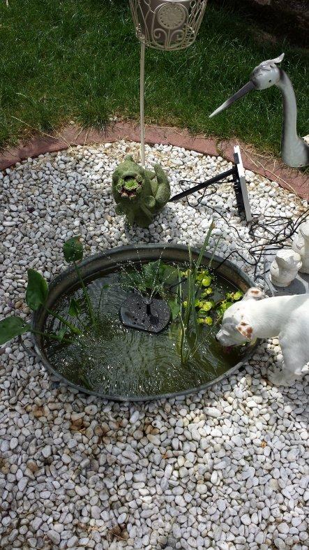 Garten 'Ein Platz an der Sonne'