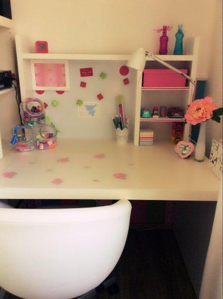 Kinderzimmer 'Girly Jugendzimmer '