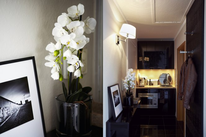 Wohnzimmer 'Ein-Zimmer-Appartement'