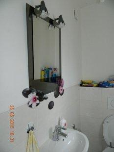 Meine Badezimmer und Gäste-WC