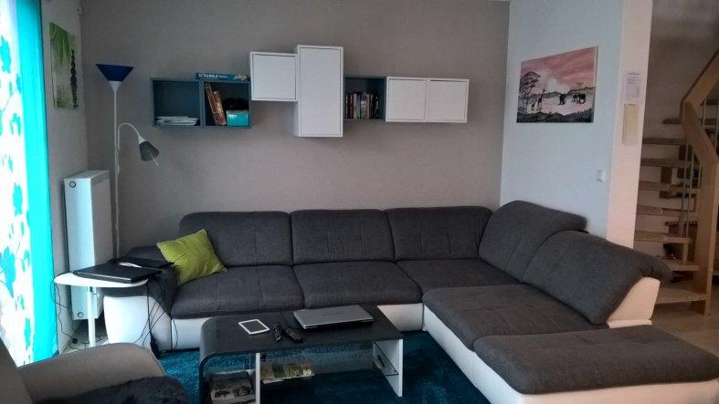 Wohnzimmer 'Das Wohn- Esszimmer'