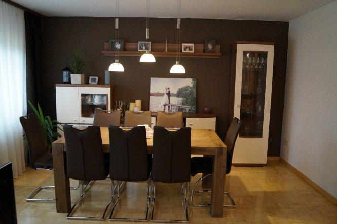 Wohnzimmer 'Unser Lebensmittelpunkt'