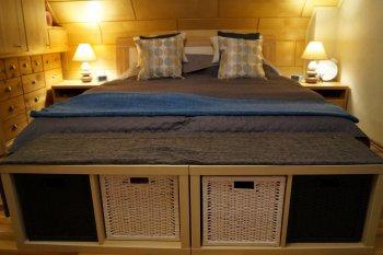 Klassisch 'Unser Schlafzimmer '
