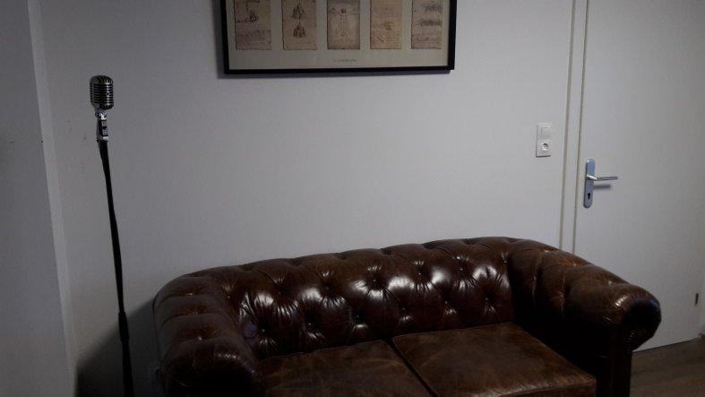 Wohnzimmer 'unsere bar'