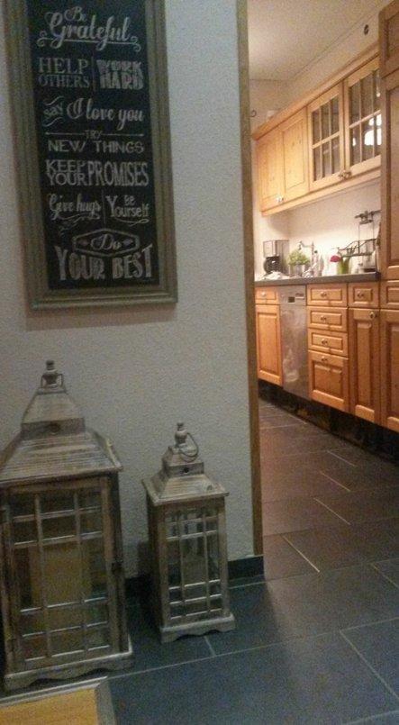 Küche 'klein aber wundervoll - unsere Küche'