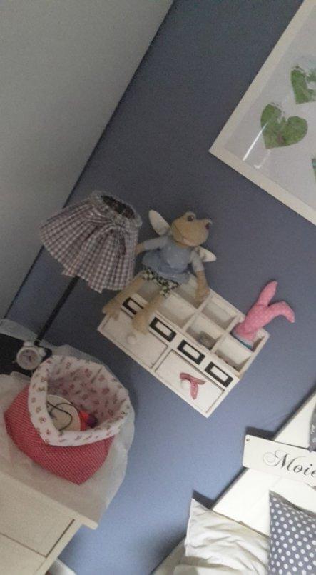 Kinderzimmer 'KiZi - Shabby'