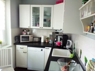 Das ist meine selbst gestaltete Küche
