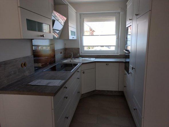 Unsere neue Landhaus-Kueche (Nolte).