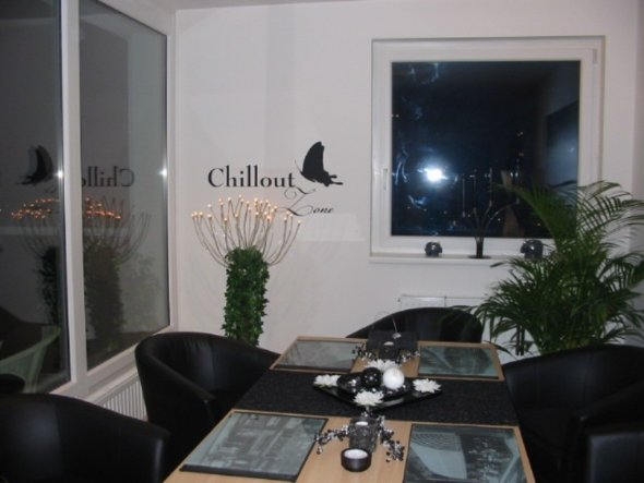 Esszimmer 'Chillout-Lounge'