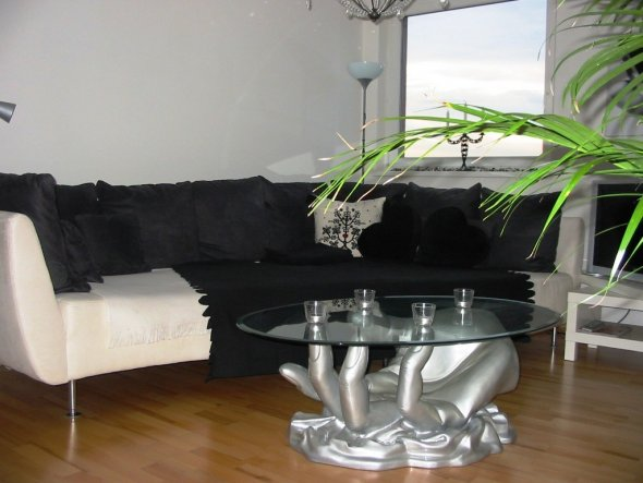Wohnzimmer 'Kuschelecke'