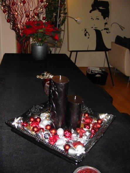 Weihnachtsdeko 'Weihnachts-Deko 2010'