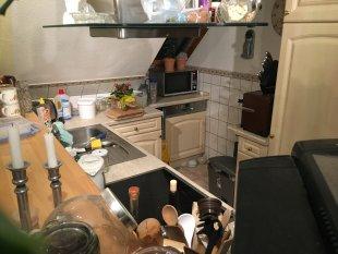 Küche 'Kochen und Schlemmen'