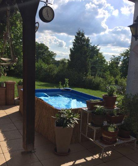 Pool / Schwimmbad 'Meine Terrasse '