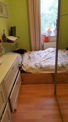 Schlafzimmer 'Kleines Problem Schlafzimmer'