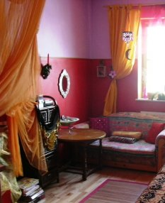 orientalisches Gästezimmer