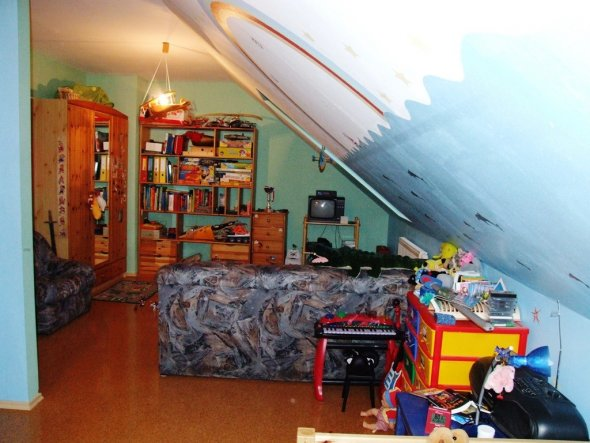 Kinderzimmer 'Teenagerzimmer'