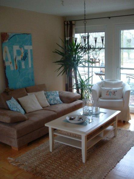 Wohnzimmer 'Entspannung pur'