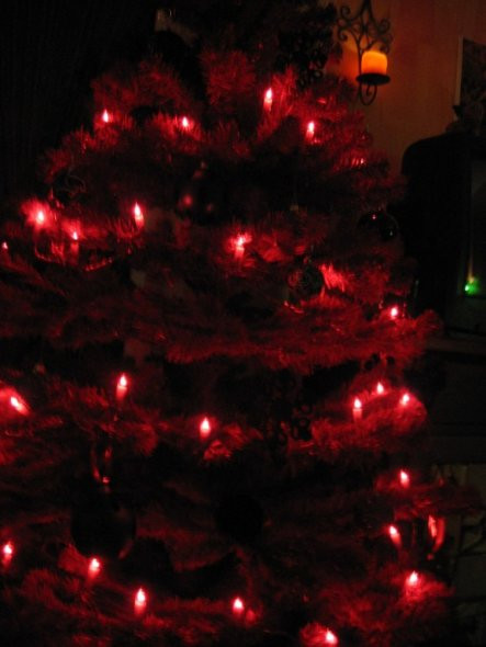 Weihnachtsdeko 'weihnachten 2007'
