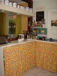 Küche -Teilanicht