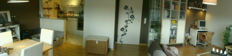 Wohnzimmer Fenster Deko Unser Gem 1 4 Tliches Heim Zimmerschau