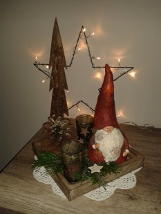 Weihnachten im Haus