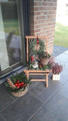 Weihnachten Draußen