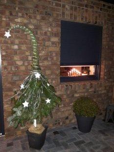 Weihnachten im Garten 2017