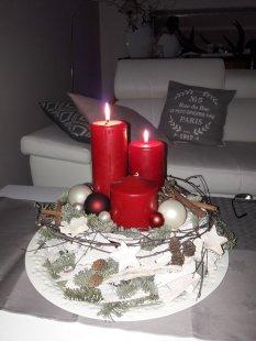Weihnachten im Haus 2017