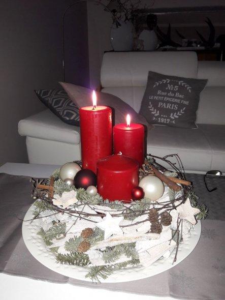 Weihnachtsdeko 'Weihnachten im Haus 2017'