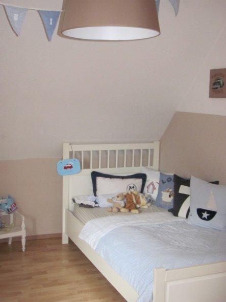 Kinderzimmer my home is my castle von elaine 4280 zimmerschau - Kinderzimmer beige ...