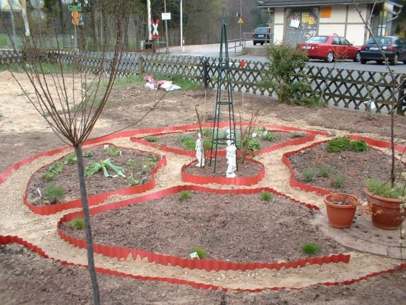 Garten 'Kräutergarten'