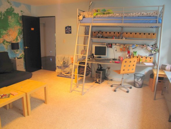 Kinderzimmer 'Jungszimmer'