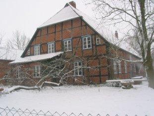 unser zuhause im winter