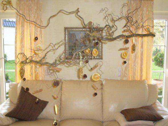 weihnachtsdeko 39 weihnachtszeit 39 wohlf hlbutze zimmerschau. Black Bedroom Furniture Sets. Home Design Ideas