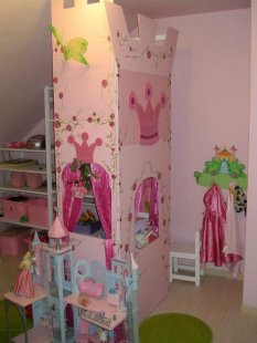 Kinderzimmer 'Prinzessinenzimmer'