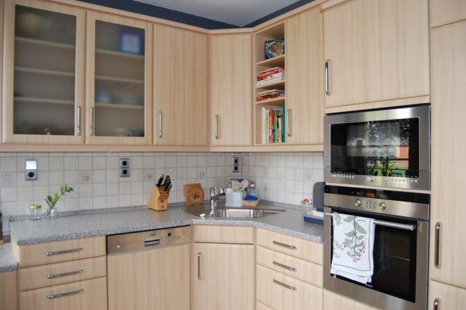 Küche 'Mein  1 selbstgestalltete Küche'