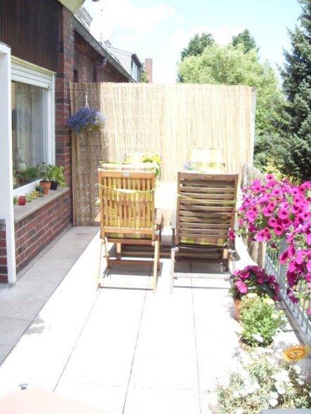 Terrasse / Balkon 'Meine Relax Oase nach Feierabend ;-)'